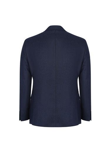 Kiğılı Ceket Lacivert